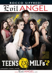 Teens Vs Milfs #02 DVD Cover