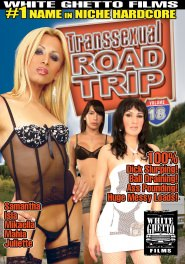 Transsexual Road Trip #18 DVD