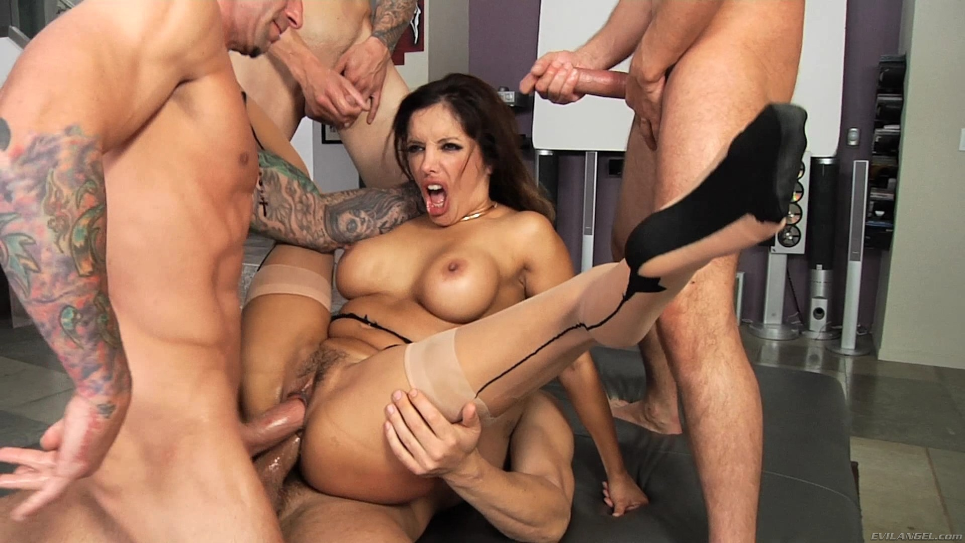 Anal acrobats 6 dvd preview - 1 part 7