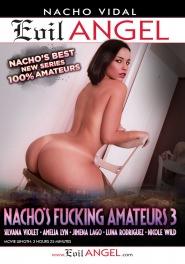Nacho's Fucking Amateurs #03 DVD