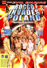 Rocco Invades Poland Dvd Cover