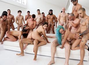 Rocco's Italian Porn Boot Camp, Scene #02