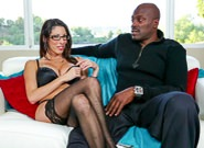 Download INTERVIEWS-Lex Is A Motherfucker #04 - Lexington Steele & Dava Foxx