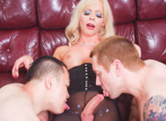 All Time Biggest Transsexual Cocks #09, Scene #04