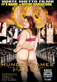 This Isn't The Hunger Games - It's A XXX Spoof #02 DVD