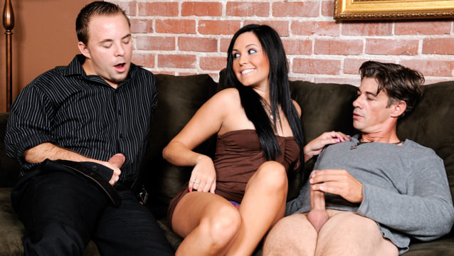 Husband Wife Cock Swappers #02, Scene #03