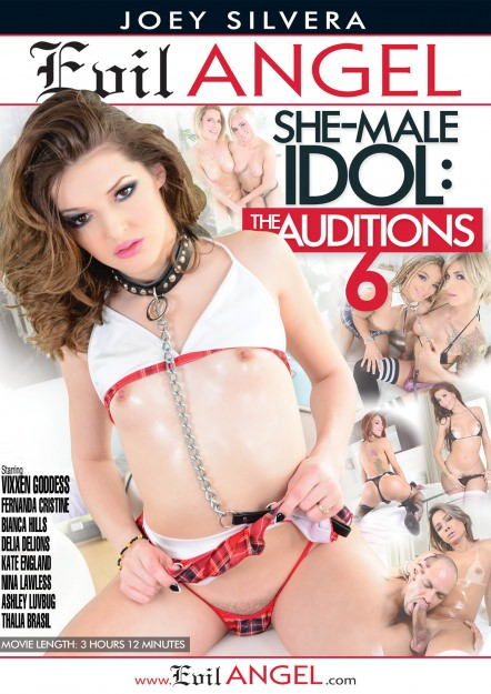She-Male Idol: The Auditions #06