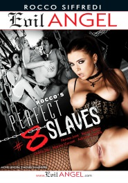 Rocco's Perfect Slaves #08 DVD Cover