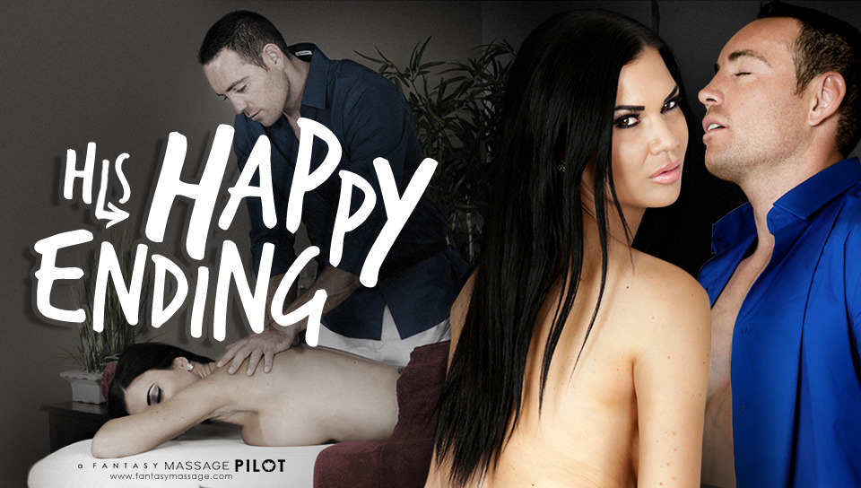 Fantasy Massage - His Happy Ending