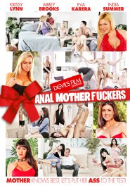 Anal Mother Fuckers DVD