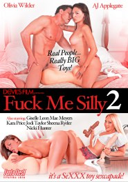 Fuck Me Silly #02 DVD
