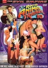 Animal Trainer #10 DVD Cover