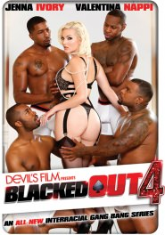 Blacked Out #04 DVD