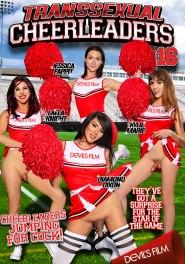 Transsexual Cheerleaders #16 DVD