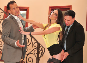 Seduced By The Boss Wife #05, Scene #03