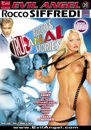 True Anal Stories #01 DVD