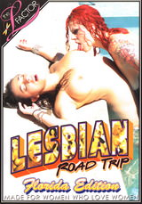 Lesbian Road Trip Florida Edition Dvd Cover