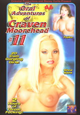 The Oral Adventures Of Craven Moorehead #11 Dvd Cover