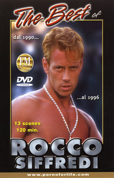 The Best Of Rocco Siffredi Dvd Cover