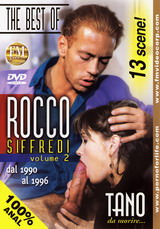 The Best Of Rocco vol.2 Dvd Cover