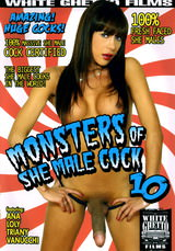 Monsters Of A She Male Cock #10
