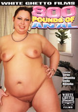 800 Pounds Of Anal Dvd Cover