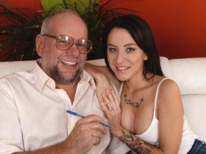 Sandra Luberc amasing sex