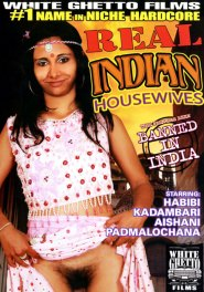 Real Indian Housewives DVD Cover