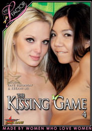 The Kissing Game #04 DVD Cover