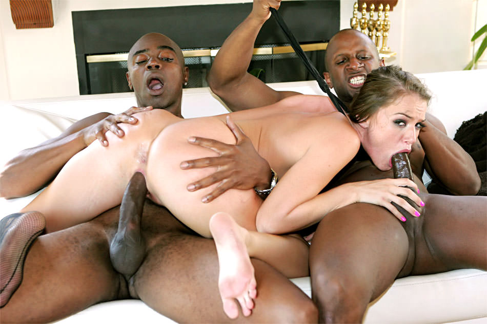 Interracial Fuck Sluts | EvilAngelVideo