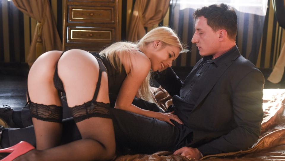 Stocking Seduction, Scene #05