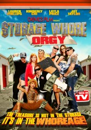 Storage Whore Orgy DVD Cover