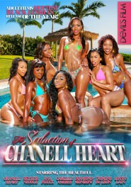 Seduction of Chanell Heart DVD Cover