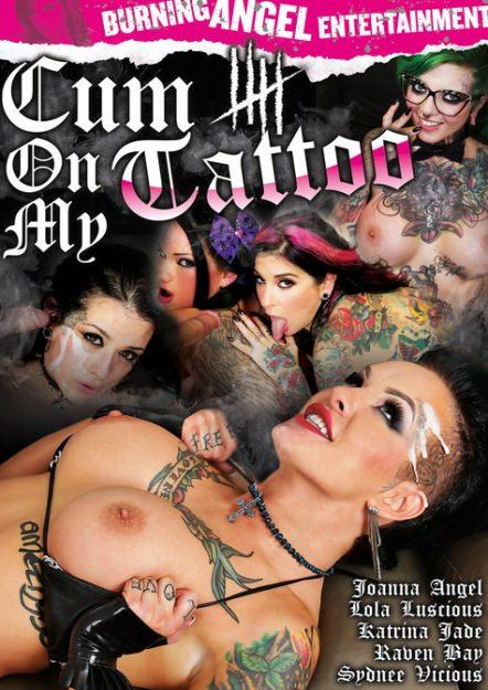 Cum On My Tattoo 5 Dvd Cover