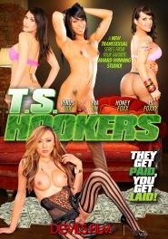 TS Hookers DVD