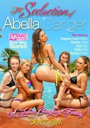 The Seduction Of Abella Danger DVD Cover