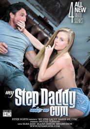 My Step Daddy Makes Me Cum DVD