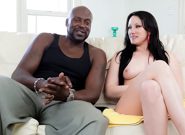 Btslex is up her booty 03 lexington steele jennifer white. Jennifer White confesses her love for multiple cocks in BTS