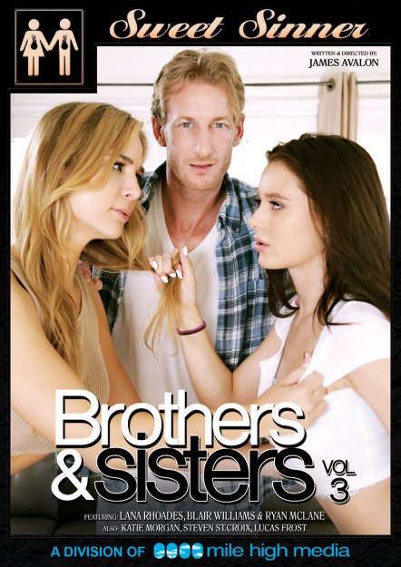 Brothers and Sisters #03 Dvd Cover