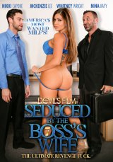 Seduced By The Boss's Wife #07