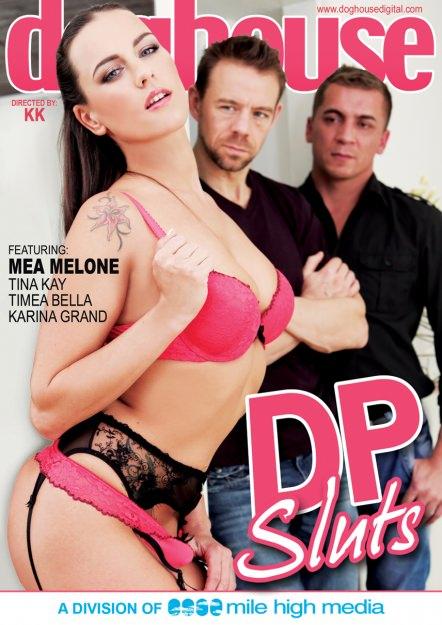 Karina Grand, Mea Melone, Timea Bella, Tina Kay - Doghouse Digital - DP Sluts
