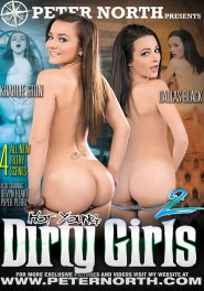 Hot Young Dirty Girls #02 DVD Cover