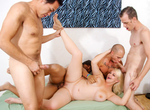 Bi cuckold gang bang 09 chad diamond eric jover alice frost caesar agustus. Exciting Alice Frost get her husband to join her in a gang bang