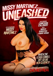 Missy Martinez Unleashed DVD Cover