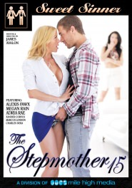 The Stepmother #15 DVD Cover