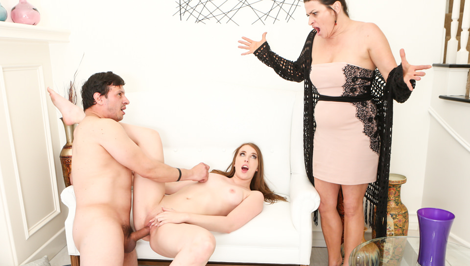 I Caught My Daughter Fucking My Boyfriend #02, Scene #02
