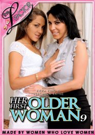 Her First Older Woman #09 DVD Cover