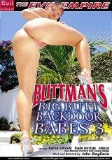 Buttman's Big Butt Backdoor Babes #03