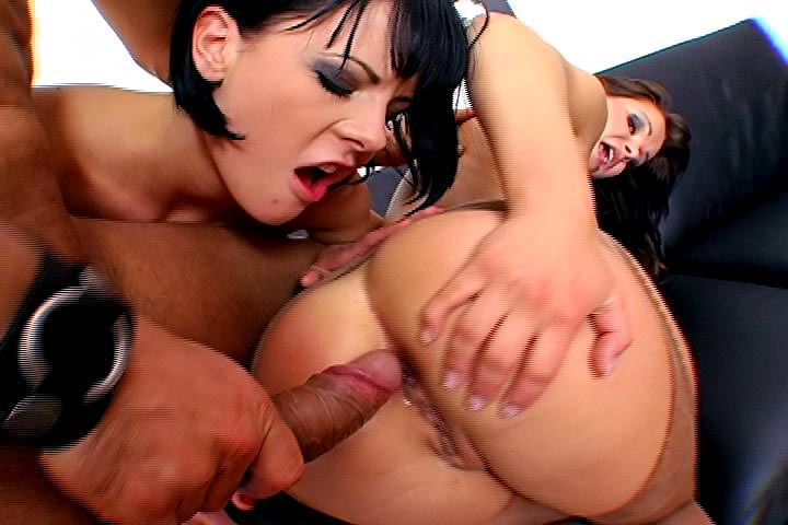 Download AnalAcrobats.com -  Director's Cut of Gape Lovers 4, Scene 01