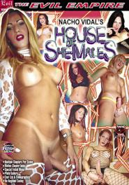 House Of She-Males #01 DVD